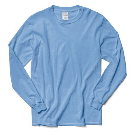 Photo of a longsleeve t-shirt