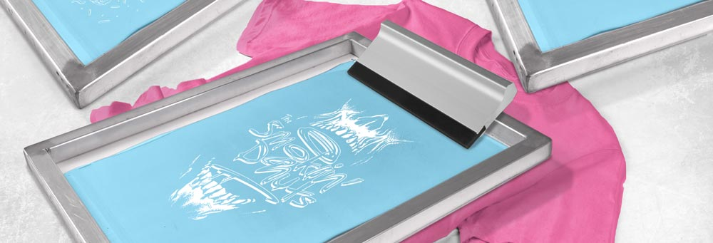 similar to what youd see in a paint store ink is mixed for each color in the design screen printing allows for - Pictures For Printing