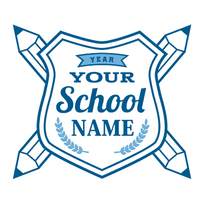 school shirt design templates