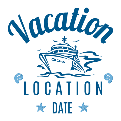 vacation t-shirt design ideas