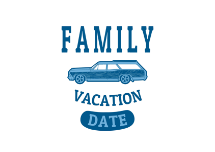 Family Vacation t-shirt designs
