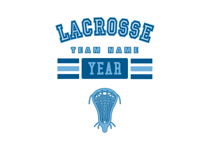 Lacrosse t-shirt designs