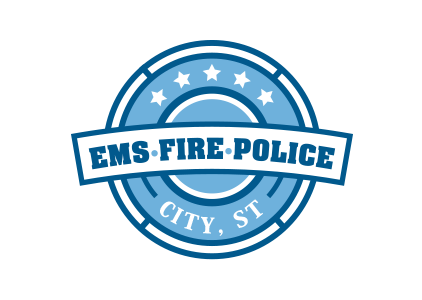 Police/Fire/EMS t-shirt designs