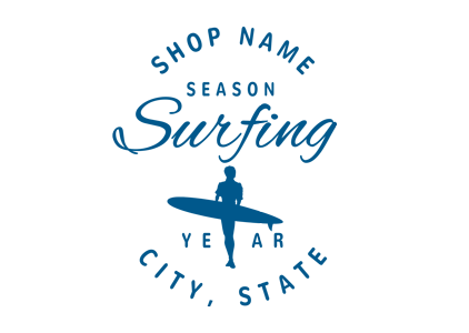 Surfing t-shirt designs