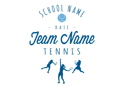 Tennis t-shirt designs