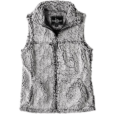 Boxercraft Ladies Sherpa Vest