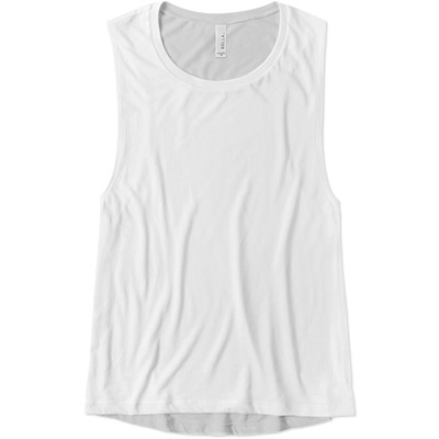 Women's Flowy Muscle Tank