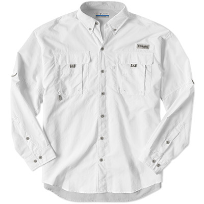 Columbia Baham II Long Sleeve Shirt