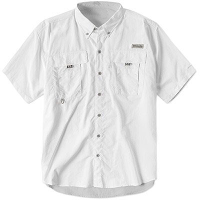Columbia Baham II Short Sleeve Shirt