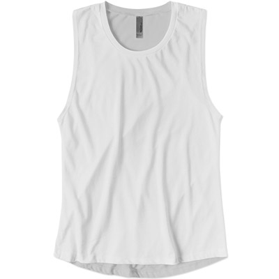 Next Level Ladies Festival Muscle Tank