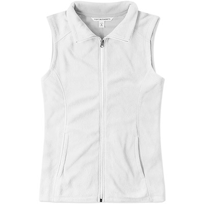 Port Authority Ladies' Microfleece Vest