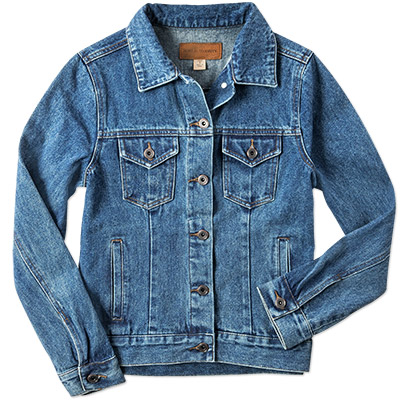 Port Authority Ladies' Denim Jacket