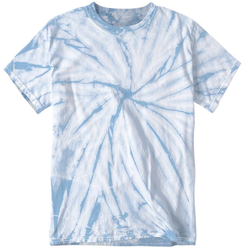 Custom Tie Dye Tie-Dye T-Shirt - Design Online