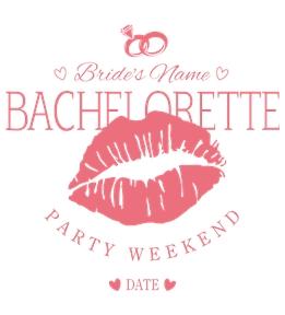 Custom Bachelorette Party T-Shirts