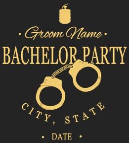 Bachelor Party Ideas - Custom Bachelor Party Shirts at UberPrints.com