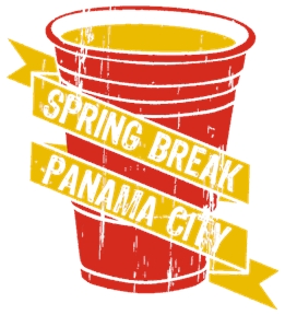 Spring Break t-shirt design 33