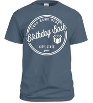 Custom Birthday Shirts - Create Custom Tees at Uber Prints.com