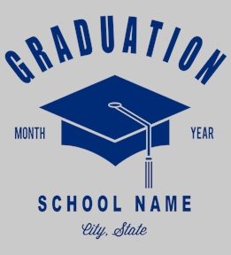 High School Graduation T-Shirts