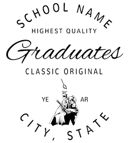 Create Custom Graduation T-Shirts