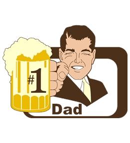 Create Custom Fathers Day Shirts Online At UberPrints