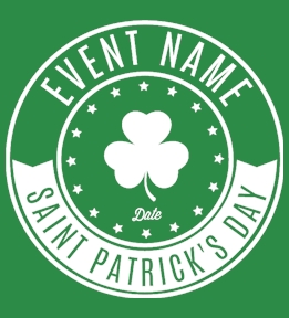 Create Custom St. Patrick's Day Shirts Online At UberPrints