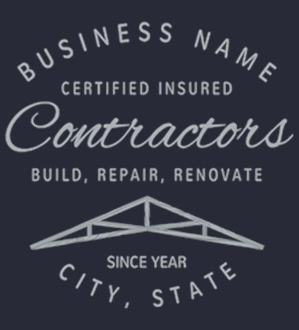 Custom Construction Shirts | Design Online at UberPrints.com
