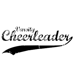Cheerleading t-shirt design 40
