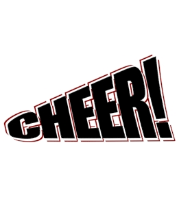 Cheerleading t-shirt design 33