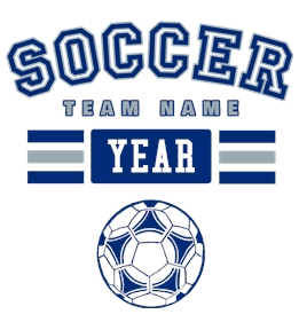 Create Soccer T-Shirts Online - UberPrints.com