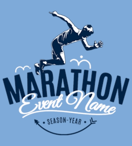 Custom Marathon TShirts - Design Tees Online at UberPrints.com