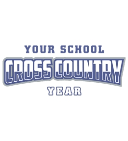 Track/Cross Country t-shirt design 4
