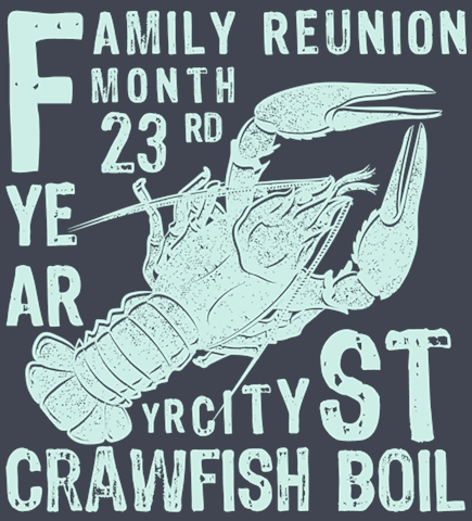 Create Family Reunion Tees - Custom Shirts at UberPrints.com