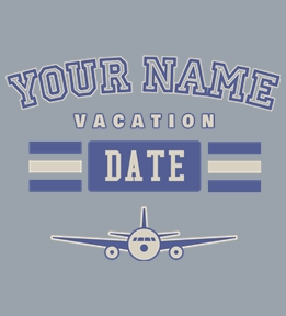 Family Vacation t-shirt design 3