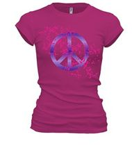 Peace Tee Shirts - Create Your Peace TShirts Online at UberPrints.com