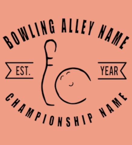 Create Custom Bowling Tees
