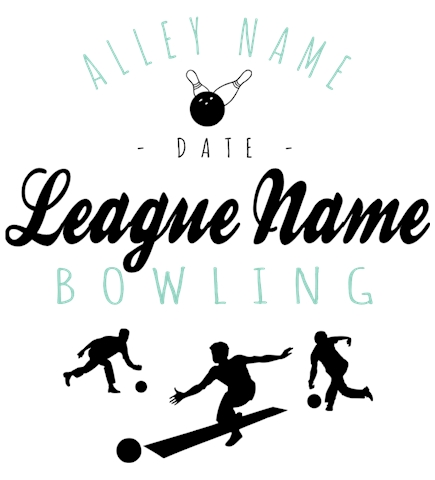 Create Custom Bowling Tees