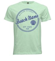 Custom Beach T-Shirts | UberPrints