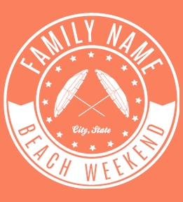 Family Vacation t-shirt design 40