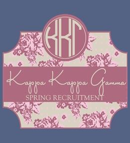 Custom Kappa Kappa Gamma Shirts | Design Online at UberPrints.com