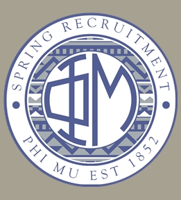 Custom Phi Mu T-Shirts | Create Online at UberPrints.com
