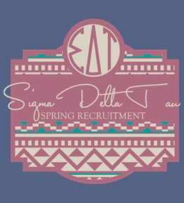 Sigma Delta Tau T-shirts   Design Online at UberPrints