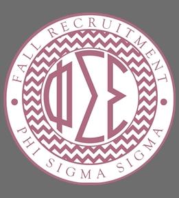 Custom Phi Sigma Sigma Shirts | Design Online at UberPrints.com