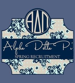 Custom Alpha Delta Pi T-Shirts