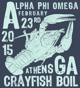 Custom Alpha Phi Omega Shirts | Design Online at UberPrints.com