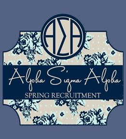 Custom Alpha Sigma Alpha Shirts | Design Online at UberPrints.com