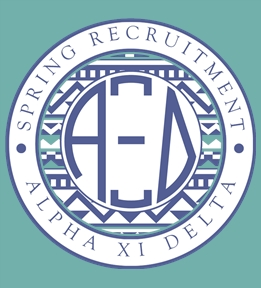 Custom Alpha Xi Delta Shirts | Design Online at UberPrints.com