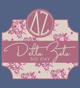 Custom Delta Zeta  t-shirts online - UberPrints.com