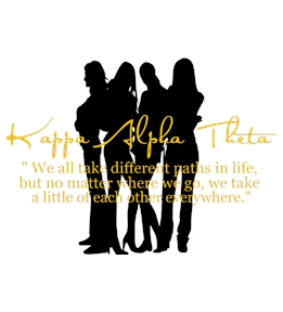 Kappa Alpha Theta t-shirt design 60
