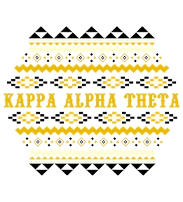 Kappa Alpha Theta t-shirt design 73