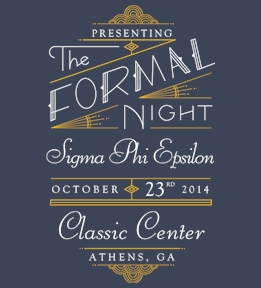Create Sigma Phi Epsilon T-shirts - Design Online at Uberprints.com